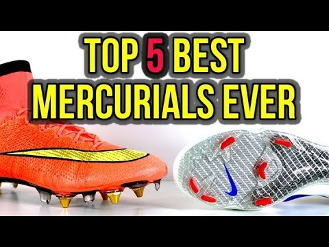 all nike soccer cleats ever made