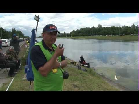World Feeder Fishing Championships 2012 - Gent (HD VIDEO)