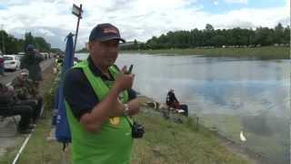 World Feeder Fishing Championships 2012 - Gent (HD VIDEO)(2012. július 7-8.-án rendezték Belgiumban, Gentben a Feeder Világbajnokságot, ahol a magyar csapat (Walter Tamás szöv.kapitány, Döme Gábor, Erdei Attila, ..., 2013-02-21T11:43:41.000Z)