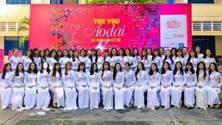 GMADNS 2017 - Vòng Bán kết với 60 nữ sinh xuất sắc nhất