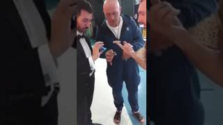 Как Сергей Дружко (Druzhko Show), Лев Шагинян и Макс +100500 крутят спиннеры