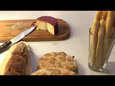 Como hacer queso tipo Manchego en casa con leche en polvo de oveja