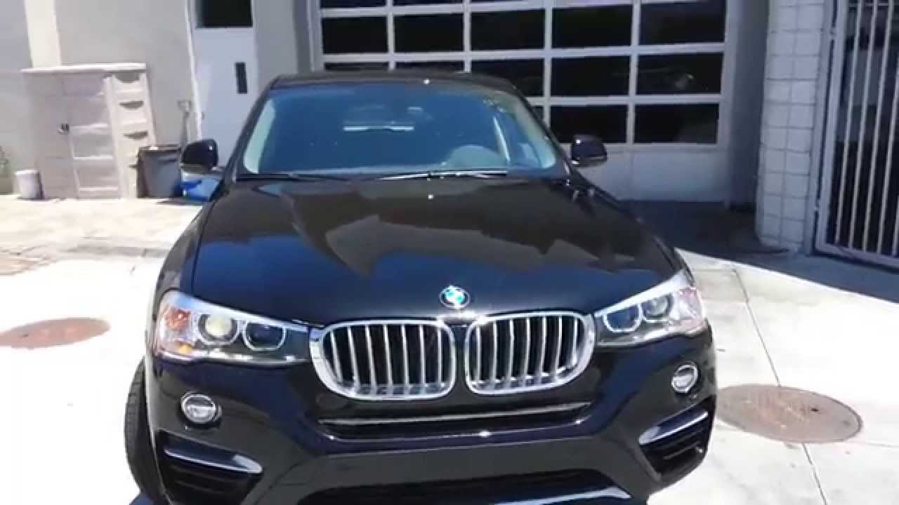NEW 2015 BMW X4 35I FRESH OFF THE TRUCK 1st One Car Review