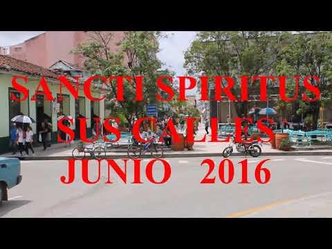 EN SANTILE...SANCTI SPIRITUS, SUS CALLES Y SU GENTE, JUNIO 2016