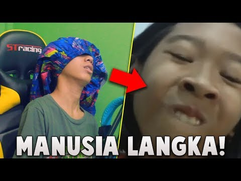 HEBOH!!MANUSIA LANGKA DI MUSICAL.LY??
