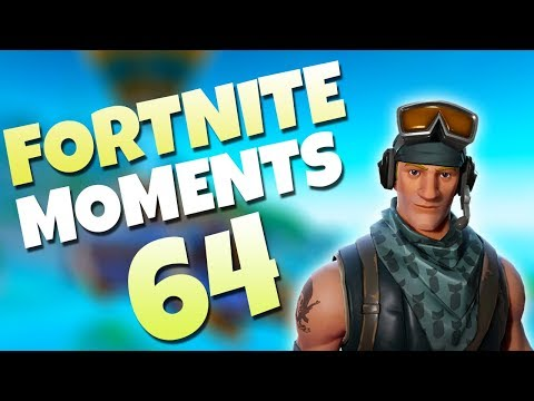 THE BEST GAME WINNING NO SCOPE YOU'LL SEE!! | Fortnite Daily Funny and WTF Moments Ep. 64