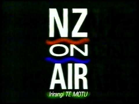 NZ on air ident 1993