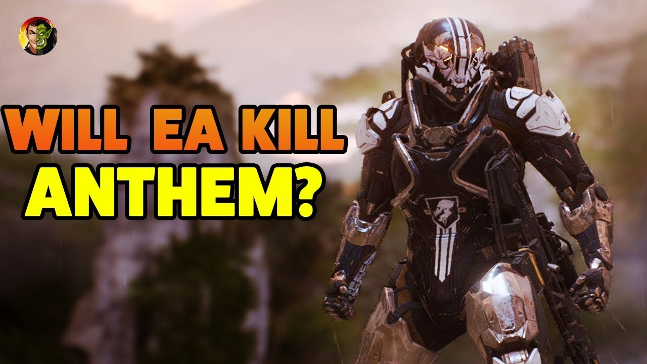 Apex Legends, Anthem, and EA's (possible) February disaster