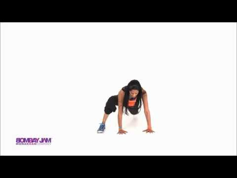 Power of Bhangra: Ab Toning Workout | Bombay Jam®