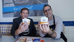Bruce St. James Tours the new White Castle in Scottsdale