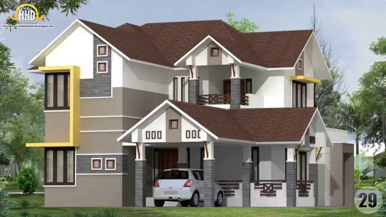 House design collection march 2013 youtube for Home plan collection
