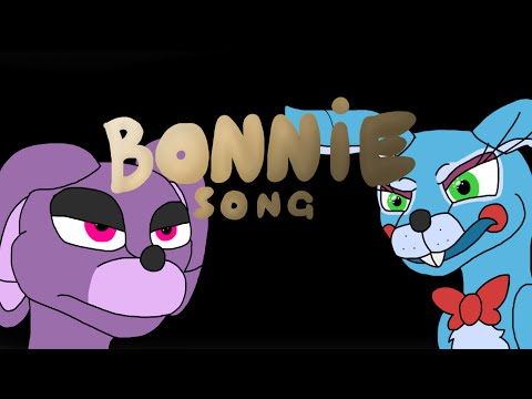 FNAF The Bonnie song by Groundbreaking - Animated