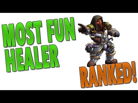 MOST FUN HEALER 7.3.5 | Raids & 5 Man Rankings | Healing for Beginners | Class Overview w/o Priests