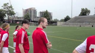 "6th Annual ""Put the Boot in"" Soccer Event by NXNE"