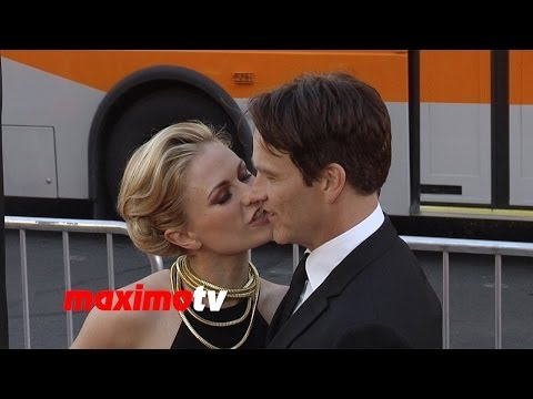 "Anna Paquin & Stephen Moyer | ""True Blood"" Final Season Premiere 