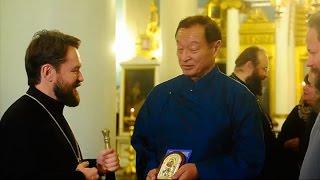 Иерей сан  Исповедь самурая   Крещение Кэри Хироюки Тагава