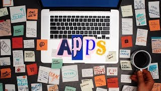 Apps I Use For School ✩