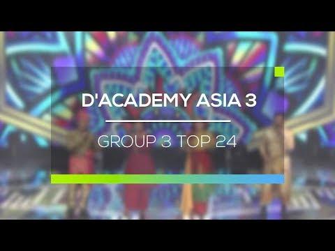 Highlight D'Academy Asia 3 - Group 3 Top 24