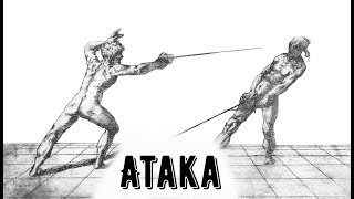 3. АТАКА. Уроки фехтования