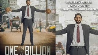 one in a billion satnam singh basketball player new documentary trailer