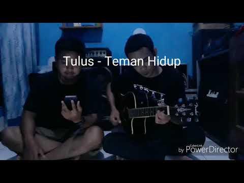 Tulus - teman hidup (acoustic cover)