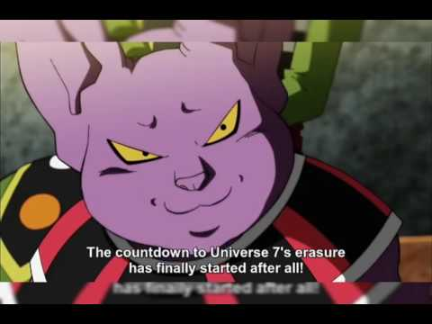 CHAMPA TEASING BEERUS ||TOURNAMENT OF POWER¦¦ DRAGON BALL SUPER EPISODE 100||