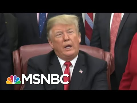 Buzzfeed Reporter: President Trump Directed Michael Cohen To Lie To Congress | The Last Word | MSNBC