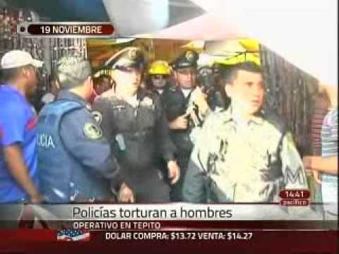 Narra reportero de MILENIO Televisión, Jorge Becerril, balacera en Tepito y tortura a detenidos