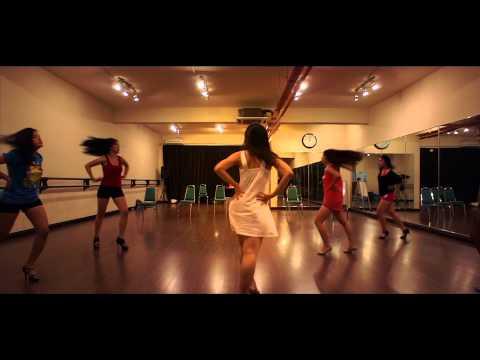 Christina Aguilera - Show Me How You Burlesque | Choreography by Alice Yap