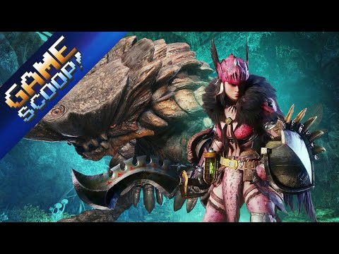 It's Monster Hunter's World, We're Just Living In It - Game Scoop! 469
