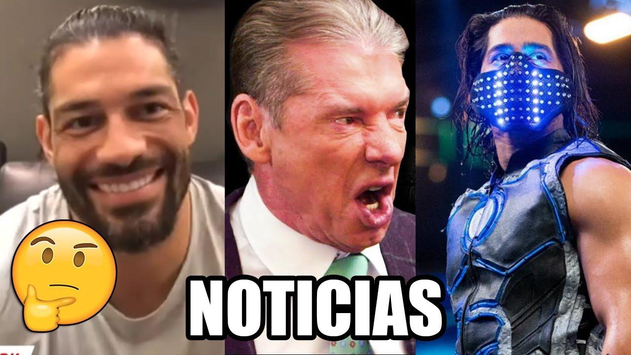 Irreconocible Roman Reigns, Vince ENTIERRA a Mustafa Ali, Regresa Xavier Woods?, Raw Underground