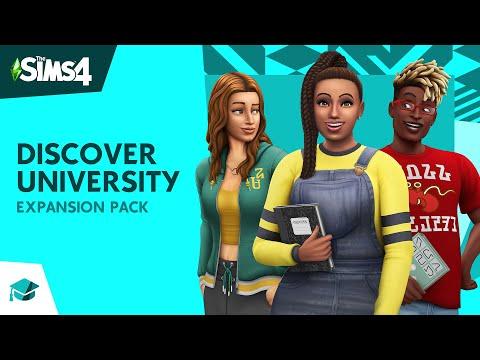 The Sims 4™ Studentliv: Offisiell avsløringstrailer
