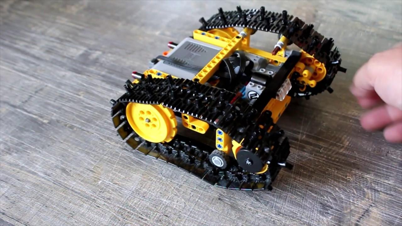 Не скользящие гусеницы для LEGO Technik (набор 42095 ...