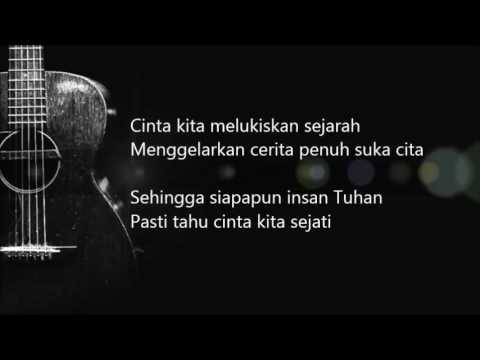 Bunga Citra Lestari - Cinta Sejati ( OST. Habibie Ainun)   (Official Lyric Video) Mp3