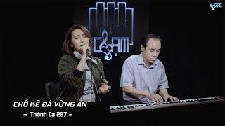 [CHẠM - Live Acoustic] Thánh ca: Chỗ Kẽ Đá Vững An (He Hideth My Soul) || Kim Nguyên