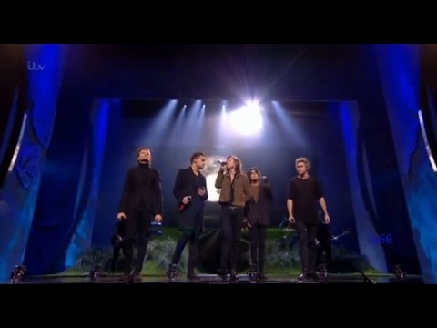 e Directi  Night Changes Royal Variety Performance 2014