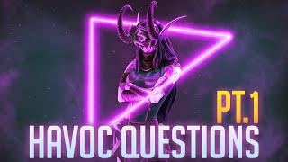 Havoc DH  FAQ  Opener, Talents, Finding Groups, Momentum  More  Havoc Demon Hunter Shadowlands