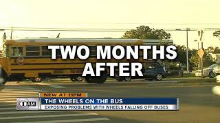 I-Team: More loose wheels on school buses and Florida's DOE delays notifying other districts