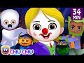 Halloween is Here Song - SCARY & SPOOKY + More ChuChu TV Nursery Rhymes & Kids Songs