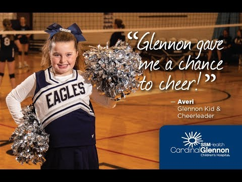 Glennon Gives – A Chance to Cheer