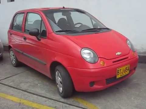 Chevrolet Spark 10 2006 Youtube
