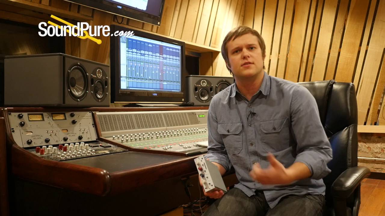 rupert neve designs 511 500 series mic pre with silk youtube. Black Bedroom Furniture Sets. Home Design Ideas