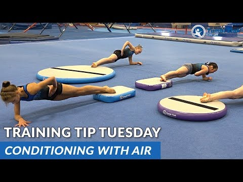 Conditioning With Air
