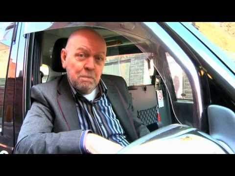 Bill Harry Endorses The Beatles Fab Four Taxi Tour.mov