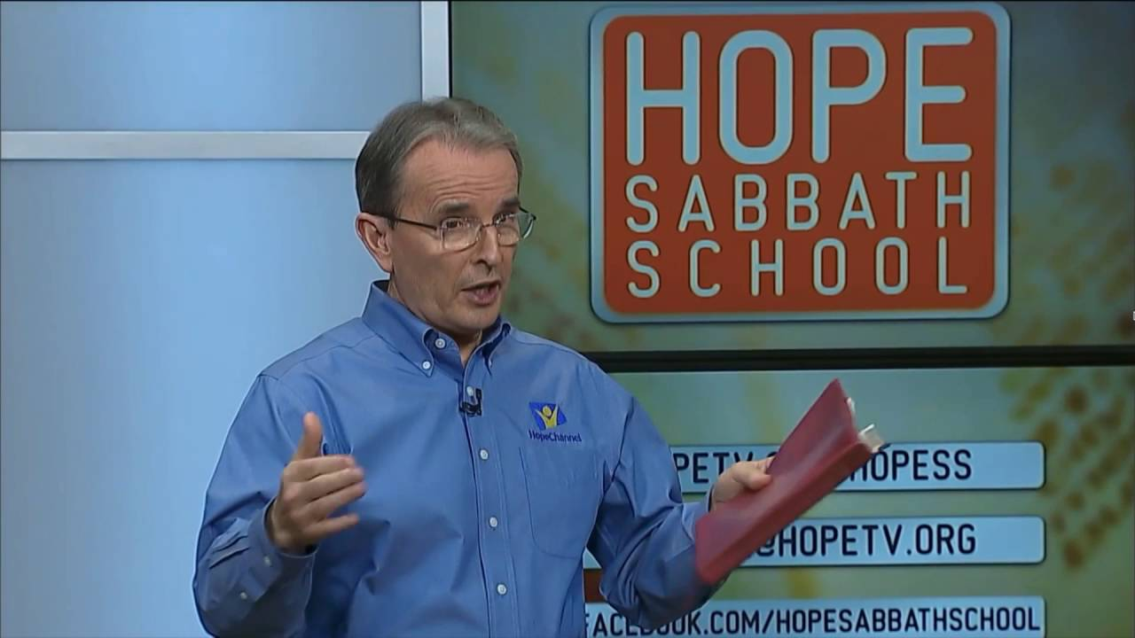 Hope Sabbath School: Lesson 13 - Crucified and Risen (2nd Qtr 2016)