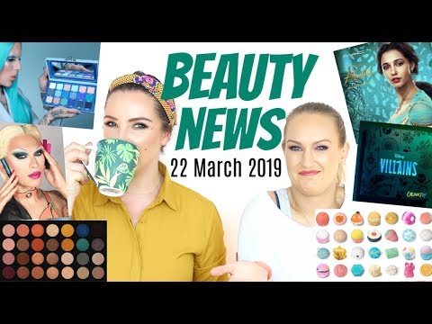 8cdad8a054f BEAUTY NEWS - 22 March 2019 Sushi in your bath & naughty beetles ...