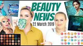 Sushi in your bath & naughty beetles!? BEAUTY NEWS - 22 March 2019