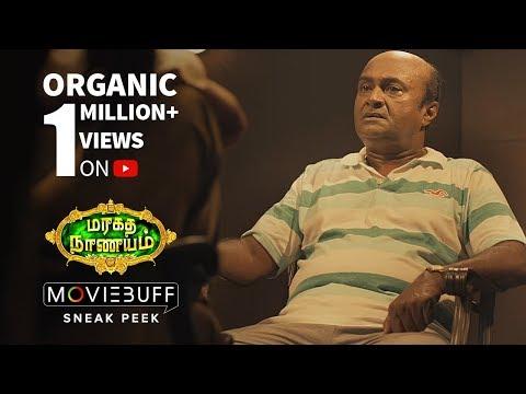 Maragatha Naanayam - Moviebuff Sneak Peek 2 | Aadhi, Nikki Galrani - Directed By ARK Saravan
