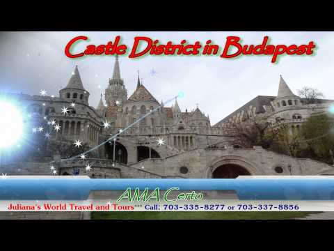 JULIANA'S WORLD TRAVEL AND TOURS: AMA Waterways-Citadell & Castle District Budapest