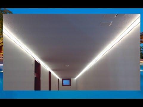 Illuminazione Di Un Corridoio : Illuminazione a led corridoio hotel di lusso luxury hotel rooms